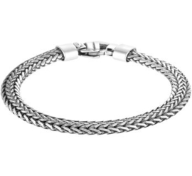 Armband oxi vossestaart 7 mm 20 cm