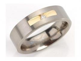Boccia ring dames / 0101-08
