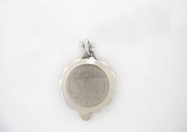 S.O.S. talisman hanger zilver