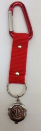 S.O.S. talisman hanger Staal met sleutelhanger