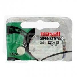 Maxell 364 SR621SW SR60 SG1 SR621 364 Silver Oxide Watch Battery