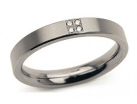 Boccia ring dames / 0120-01