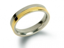 Boccia ring unisex / 0129-02