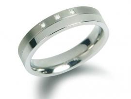 Boccia ring dames / 0129-03