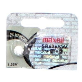Maxell 377 SR626SW SG4 SR66 SR626 377 Silver Oxide Watch Battery