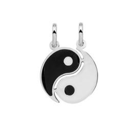 Breekplaatje Yin en Yang
