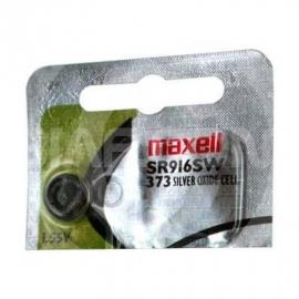 Maxell 373 SR916SW SR68 SB-AJ SR916 373 Silver Oxide Watch Battery