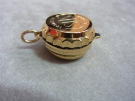 S.O.S. talisman hanger voor pillen