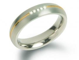 Boccia ring dames / 0130-04