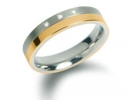 Boccia ring dames / 0129-04