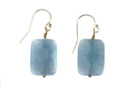 Blue sponge goldfilled