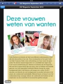 Z I Z Magazine