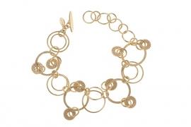 Bracelet  Circles NIEUW