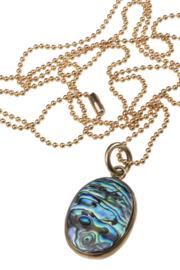 Rainbow Necklace small