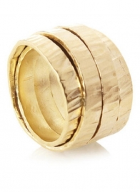 Ring Terra Goldplated