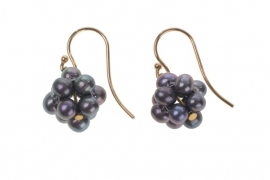 Earring Felice Grey