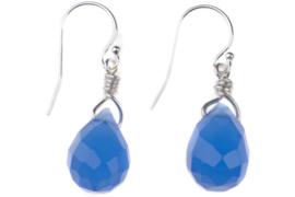 Queens's blue Silver