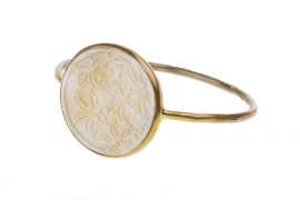 Bangle  Mother of Pearl