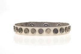 Bracelet DOTS White