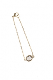 MYBLY Bracelet Smokey Quartz small