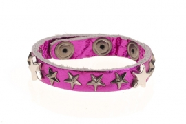 Metallic Pink STARS