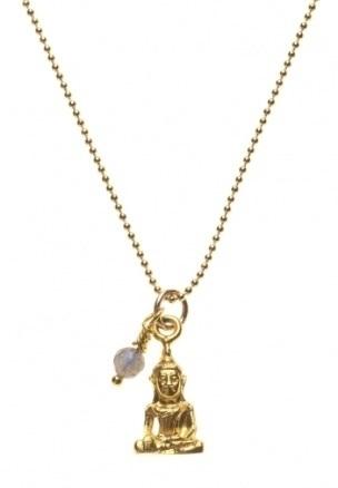 Budha Lotus labradorite
