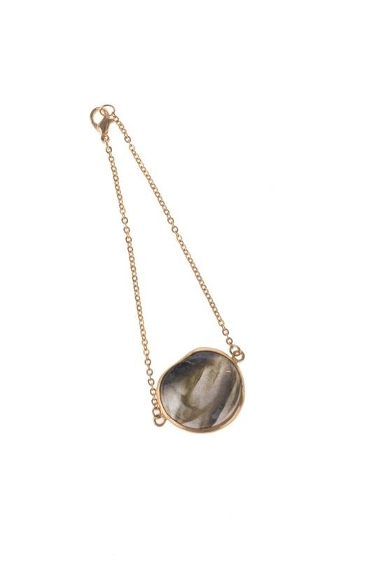 MYBLY Bracelet Labradorite