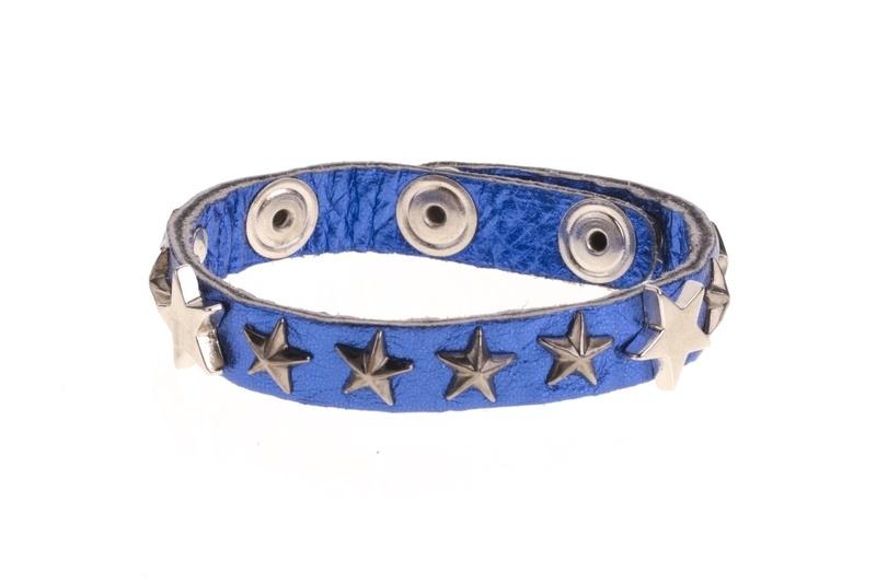 Metallic Blue STARS