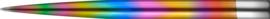 Glide punten regenboog