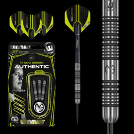 Winmau Michael van Gerwen Authentic 85% Dartpijlen 22-23-24-26 Gram