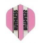 25 sets roze/doorzichtig