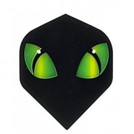 ruthless ogen groen