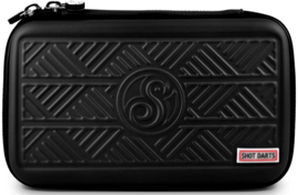 Tactical Dart Case Black