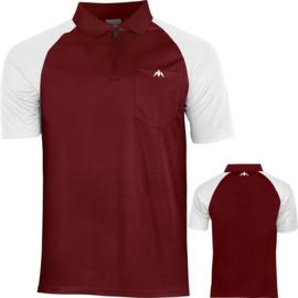 Exos shirt rood/wit