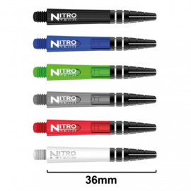 Nitrotech shafts short