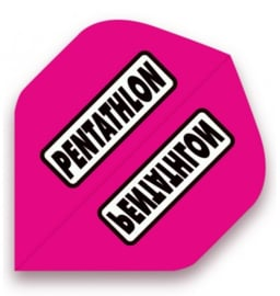 Pentathlon Magenta/Doorzichtig