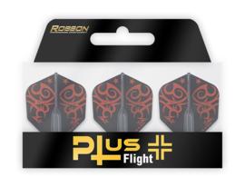Robson Plus Flight Std. Tribe Red