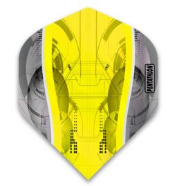 Pentathlon Silver Edge geel