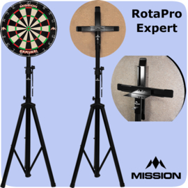 Mission RotaPro Travel Stand