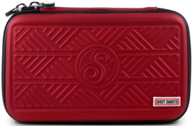 Tactical Dart Case Red