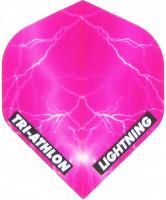 Triathlon Lightning Std. Clear Pink