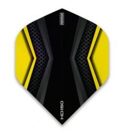 Pentathlon 150 zwart/geel