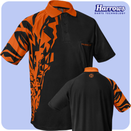 Harrows Rapide Dart Shirt Oranje