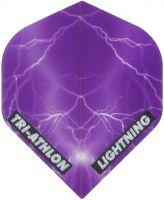 Triathlon Lightning Std. Clear Purple