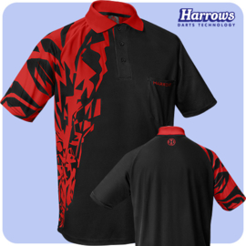 Harrows Rapide Dart Shirt Rood