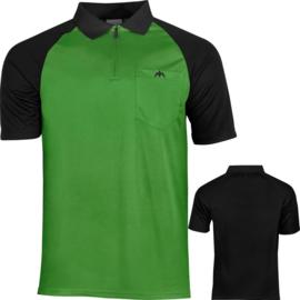 Exos shirt groen/zwart