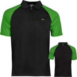 Exos shirt zwart/groen