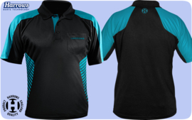 Maat Harrows Vivid Dart Shirt Aqua