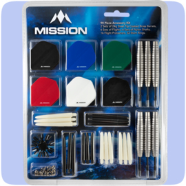 Mission Dart Accessory Kit Steeltip