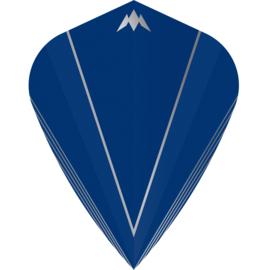 Shades blauw kite